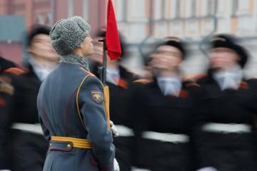 Anniversario della parata del 1941  Mosca. REUTERS/Maxim Shemetov