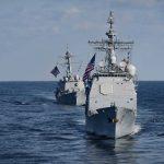 Quelle isole del Pacifico <br> dove può scoppiare una guerra
