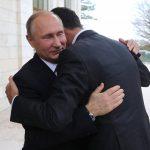 """Una Yalta per il Medio Oriente <br> Ecco come viene """"divisa"""" la Siria"""