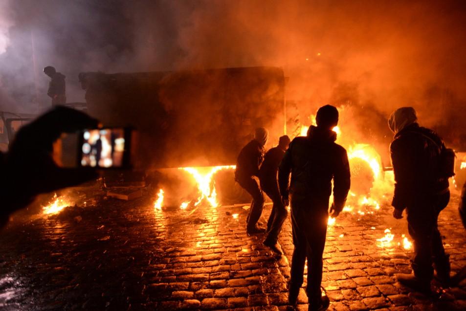 Quelle verità nascoste <br>  sui cecchini di Maidan