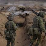 Quelle esercitazioni dell'Estonia <br> al confine con la Russia