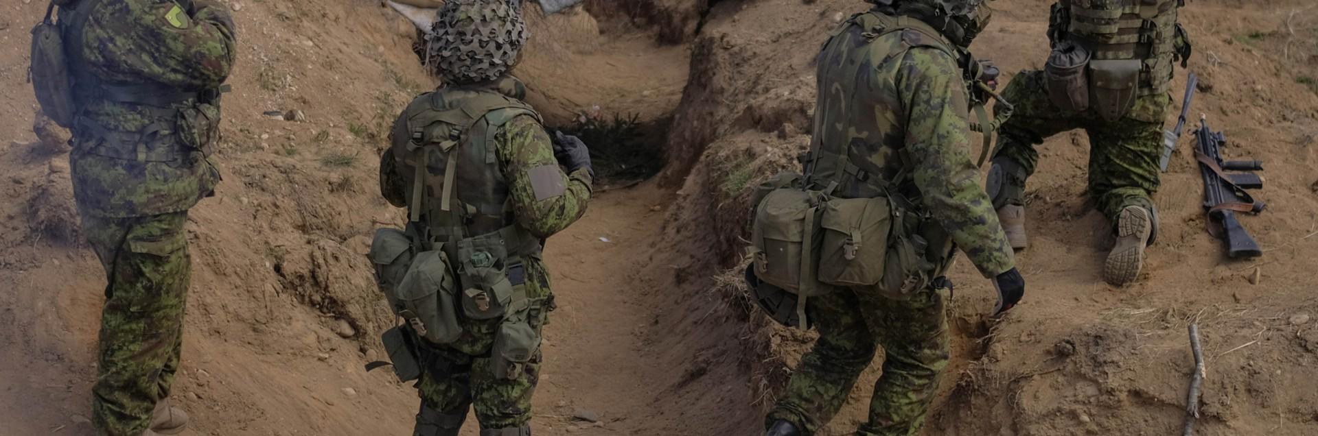 L'esercito civile in difesa dell'Estonia
