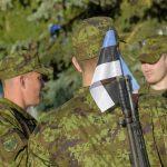 Estonia, quei giochi di guerra <br> per addestrare nuovi militari