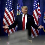 Le idee di Trump sull'Ue del futuro:<br> Cina e Russia nel mirino