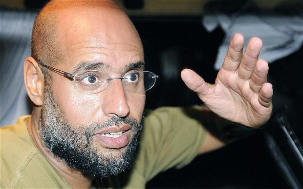 Saif Gheddafi
