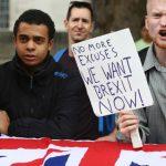 Nei feudi della Brexit <br> tra gli irriducibili anti Ue