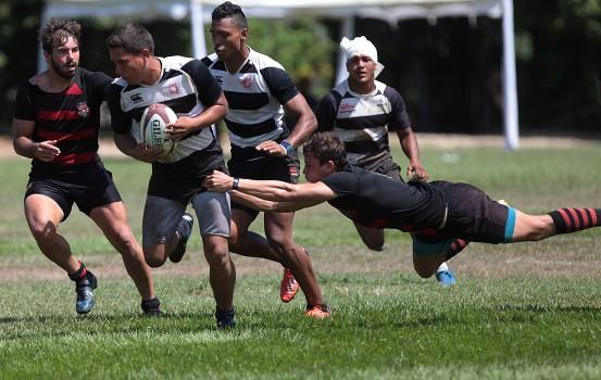 Proyecto Alcatraz Rugby Club se coronó como campeón de la Liga Venezolana de Rugby tras vencer con marcador de 25 a 10 a Mérida Rugby Club en emocionante partido disputado en la Hacienda Santa Teresa Foto:Alejandro van Schermbeek   AVS Photo Report 31/10/15