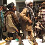 Sara Khitta, le forze speciali <br> dei guerriglieri talebani