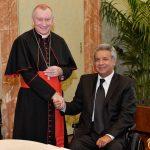 La diplomazia del cardinale Parolin <br> dietro le mosse di papa Francesco