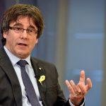 Puigdemont vuole fare <br> il presidente da Bruxelles