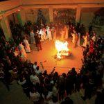 La città cristiana di Qaryatayn ritrova il suo Natale