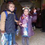 """Questi bambini di Aleppo <br> lottano """"per tornare alla vita"""""""