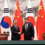 Quel nuovo patto tra Xi e Moon <br> che rivoluziona la crisi in Corea