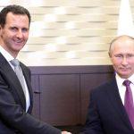 Ora Assad rassicura Netanyahu<br> (sotto il consiglio della Russia)