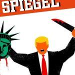 Der Spiegel attacca Donald Trump <br> ma intanto perde i lettori