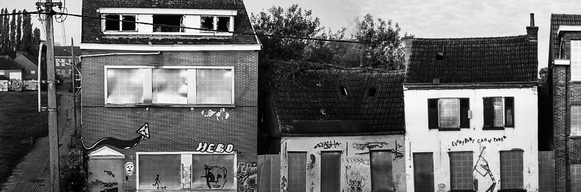 Doel, il villaggio che scompare