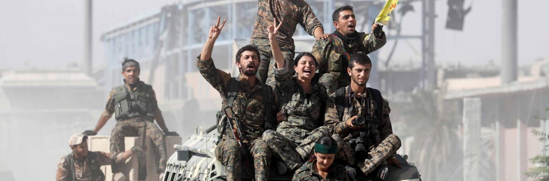 Ombre su Raqqa