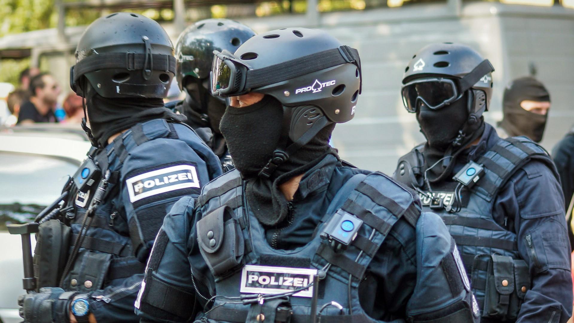 polizia tedesca germania