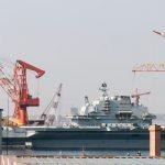 La Cina mette in cantiere la sua terza portaerei