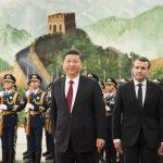 La Cina elegge Macron come leader dell'Europa