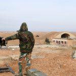 L'esercito siriano ha riconquistato <br>la base strategica di Abu Duhur