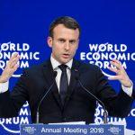 """Emmanuel Macron choc sulla Brexit: <br>""""Un errore far scegliere al popolo"""""""