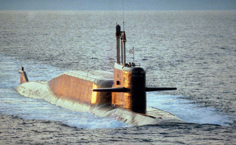 Submarine_Delta_IV_class
