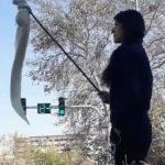 Iran, la foto della donna senza velo<br> non riguarda le proteste