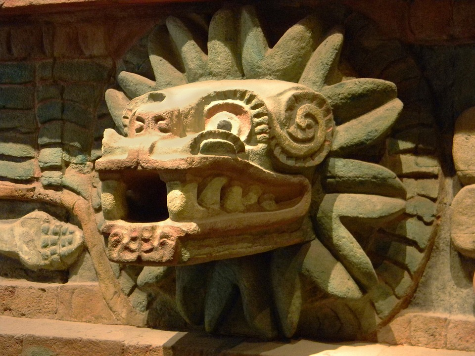 quetzalcoatl-936621_960_720