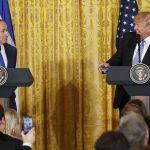 Israele, il quartiere delle ambasciate<br> si potrebbe chiamare Trump Town
