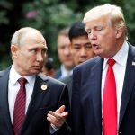 Stati Uniti e Russia in lotta <br> per la nuova corsa all'oro nero
