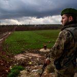 """L'offerta di Erdogan agli Stati Uniti: <br> """"Rimanete in Siria, ma via i curdi"""""""