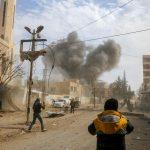 Un ex leader di al Qaeda in Siria <br> ringrazia i bombardamenti di Israele