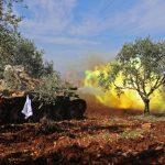 Afrin, alta tensione fra Siria e Turchia <br> Erdogan inizia a dare fastidio a tutti