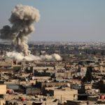 Assalto finale dell'esercito di Assad <br> contro i ribelli della Ghouta orientale