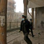 Pronto un altro round di colloqui <br> sul futuro della Ghouta orientale