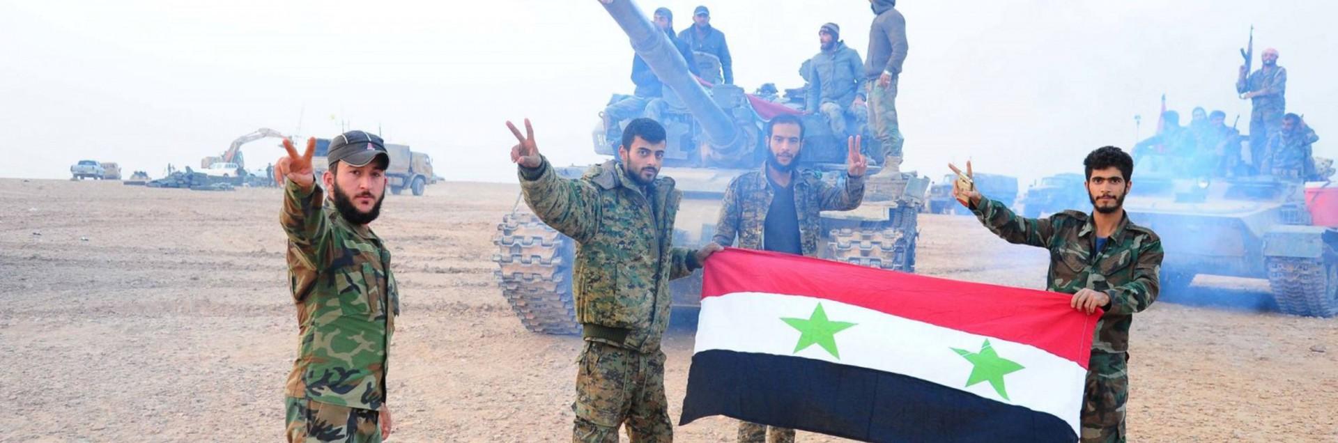 Accordo tra curdi e Damasco <br> per fermare l'avanzata turca
