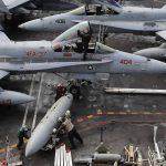 La strategia degli Stati Uniti: <br>bombe a raggi X contro armi chimiche