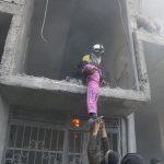 Ghouta, foto della bimba in pigiama <br> apre la guerra dell'informazione