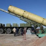 La Russia testa un nuovo missile: <br> ecco cosa è in grado di fare
