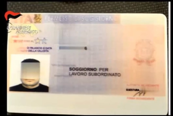 Beautiful Lavorare In Francia Con Carta Di Soggiorno Italiana Images ...