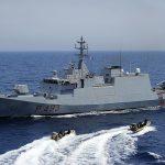 L'importanza del Mediterraneo <br>e il ruolo della Marina per l'Italia