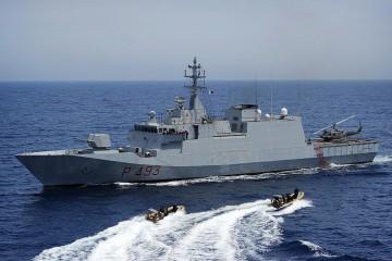 Pattugliatore Comandante Foscari della Marina militare italiana