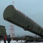 Russia, operativa prima testata Hgv <br> per i missili intercontinentali