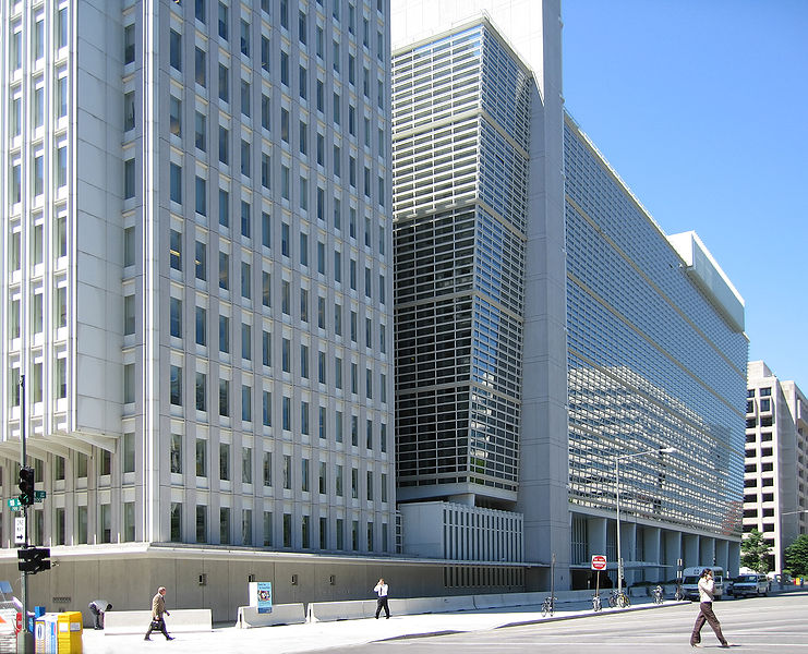 World Bank Banca mondiale