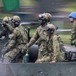Esercitazione militare alle isole Curili <br> Sale la tensione tra Mosca e Tokyo