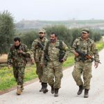 Siria, Afrin nelle mani di Erdogan: <br> turchi e alleati entrano in città