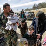 I civili abbandonano la Ghouta Est <br> Preoccupa la situazione umanitaria