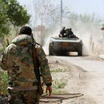 In Siria ora è corsa al petrolio <br> e gli Usa arrivano ad Al Omar