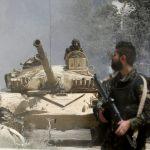 Siria, l'esercito conquista Ghouta: <br> i ribelli asserragliati a Douma